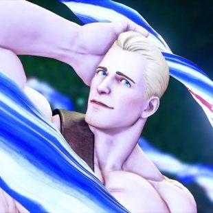 Cody Travers Announced for Street Fighter V