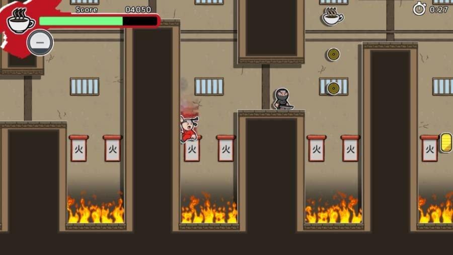 Super Hyperactive Ninja - Gamers Heroes