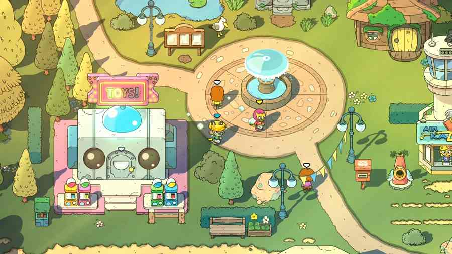 Swords of ditto review