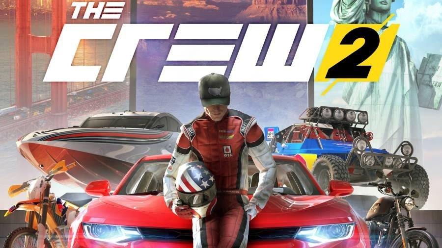 The Crew 2 - Gamers Heroes