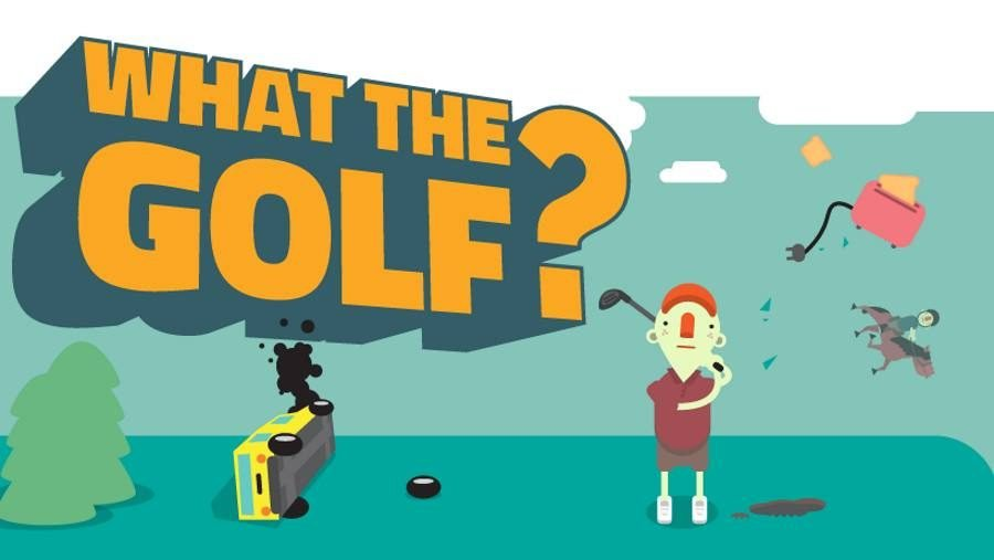 What the Golf - Gamers Heroers