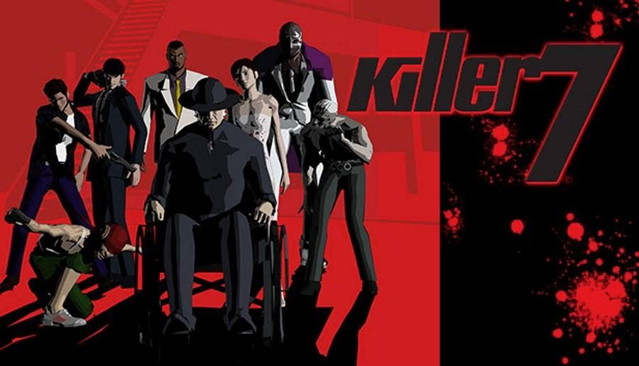 killer7 - Gamers Heroes