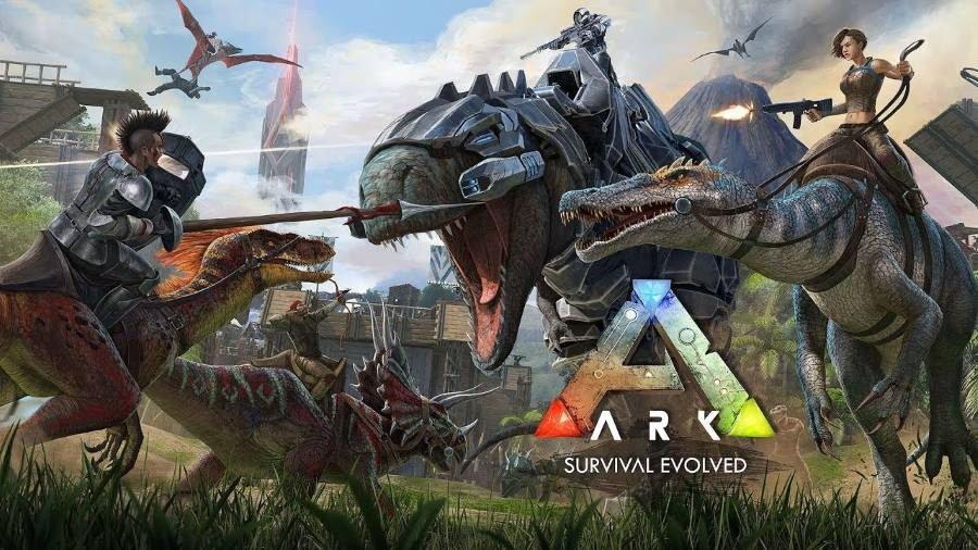 ARK Survival Evolved - Gamers Heroes