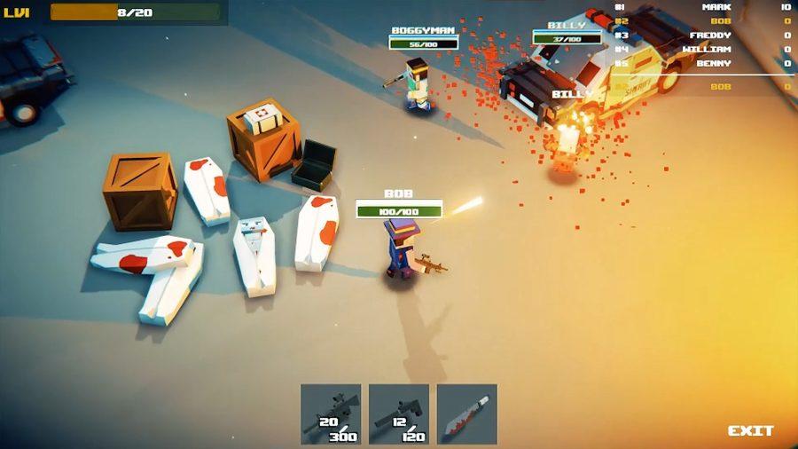 BATTLE ZOMBIE SHOOTER - Gamers Heroes