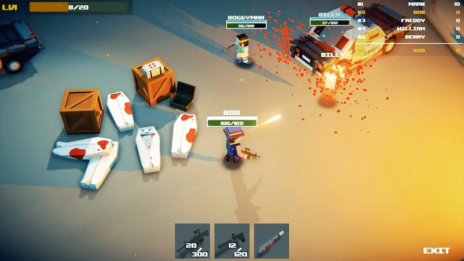 BATTLE ZOMBIE SHOOTER: SURVIVAL OF THE DEAD Review