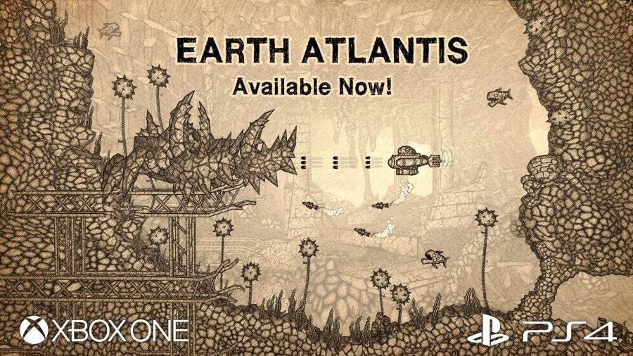 Earth Atlantis - Gamers Heroes