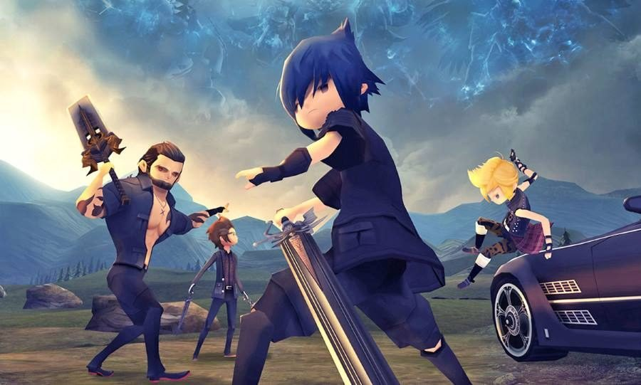 Final Fantasy XV Pocket Edition - Gamers Heroes