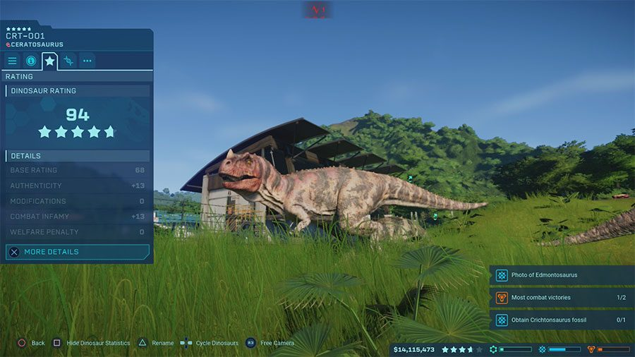 How To Assist Dinosaurs To Combat Victories In Jurassic World Evolution