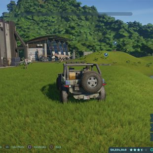 How To Photograph A Dinosaur Hunting In Jurassic World Evolution