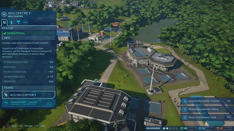 How To Pick Up & Move Dinosaurs In Jurassic World Evolution