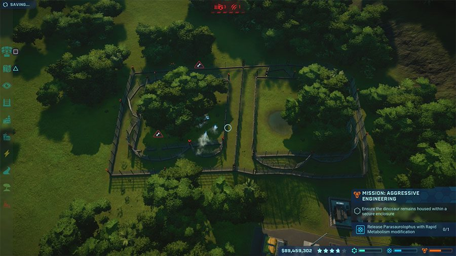 How To Stop Dinosaurs Escaping In Jurassic World Evolution Fences