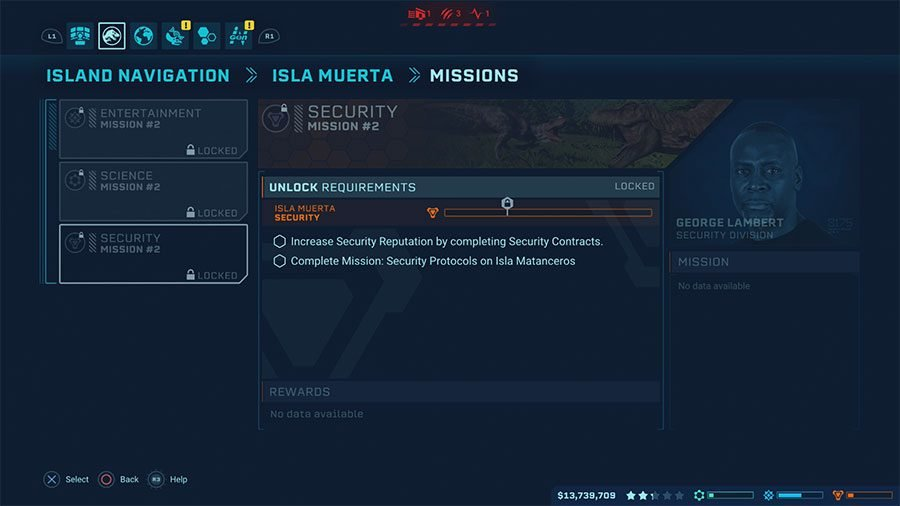 How To Unlock Missions In Jurassic World Evolution