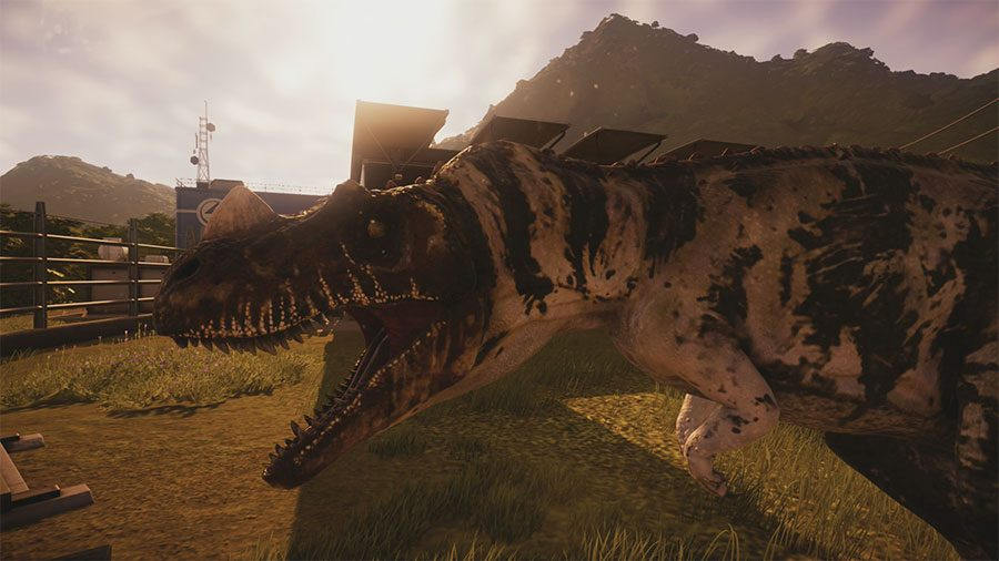 How To Wake Up Dinosaurs In Jurassic World Evolution