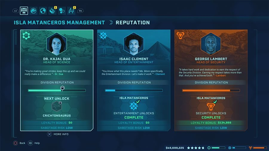 Jurassic World Evolution Science Contracts Guide