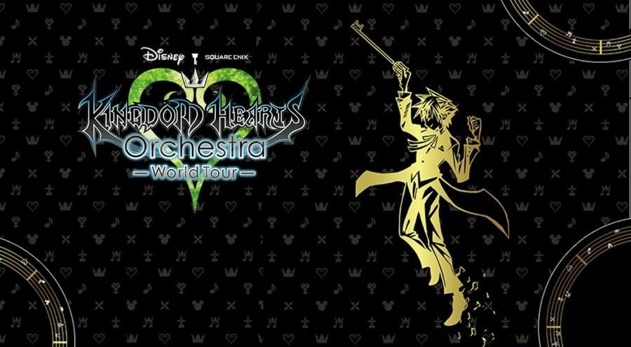 Kingdom Hearts Orchestra World Tour - Gamers Heroes