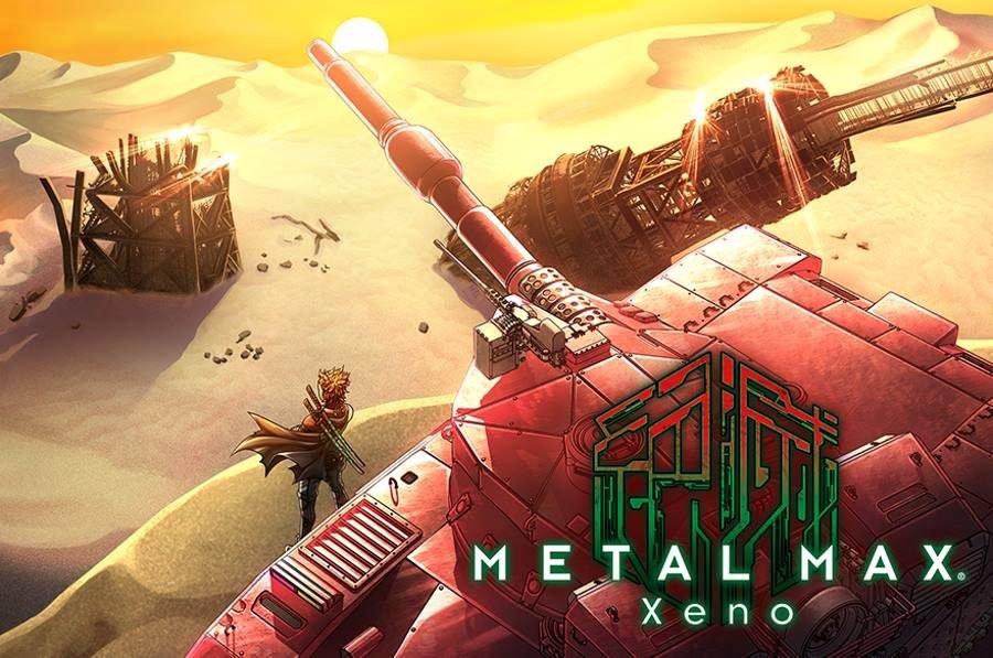 METAL MAX Xeno - Gamers Heroes