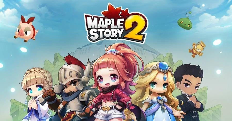 Maple Story 2 - Gamers Heroes
