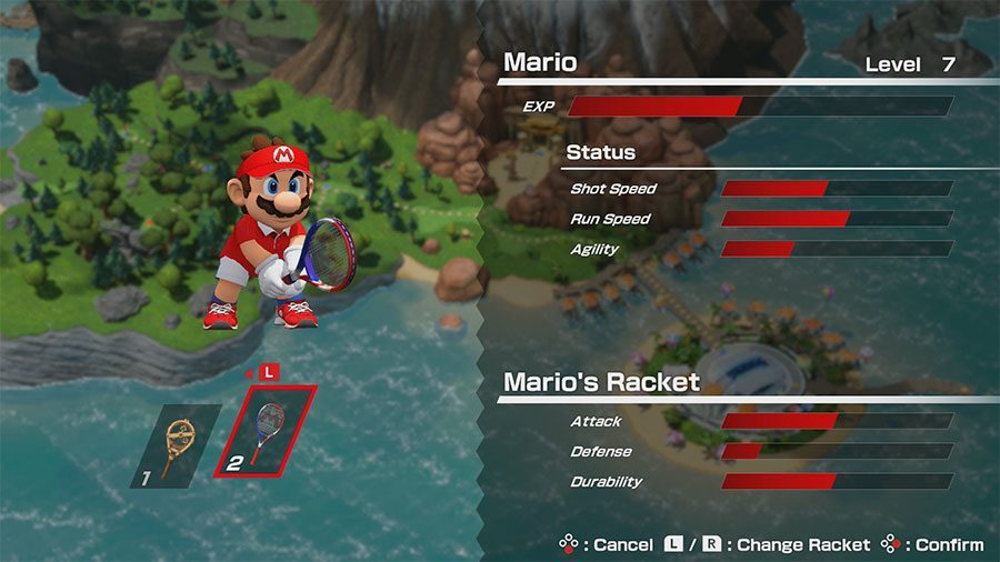 Marios Racket