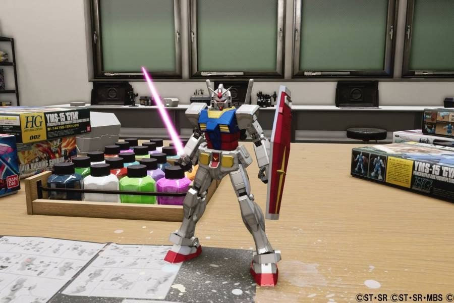 New Gundam Breaker - Gamers Heroes