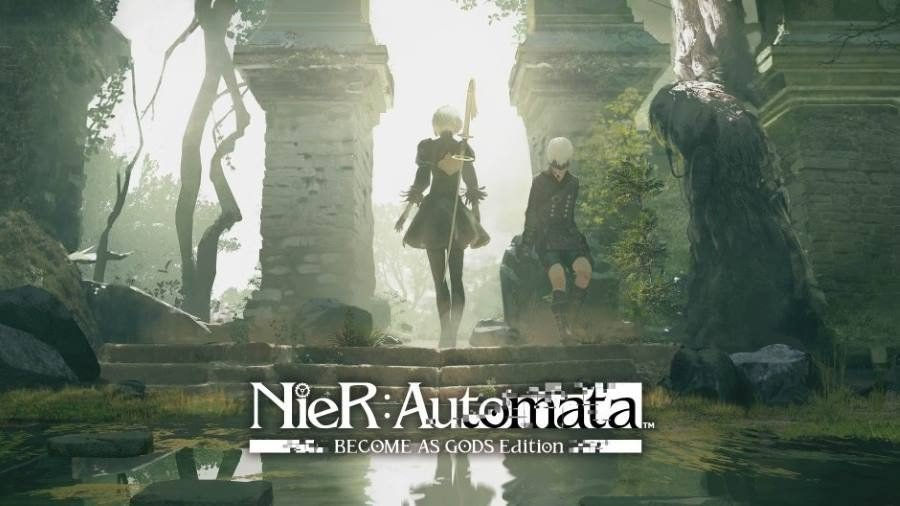 NieR Automata Become as Gods - Gamers Heroes