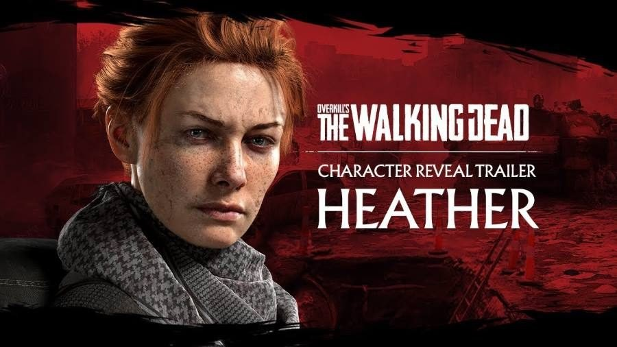 OVERKILL's The Walking Dead Heather Trailer - Gamers Heroes