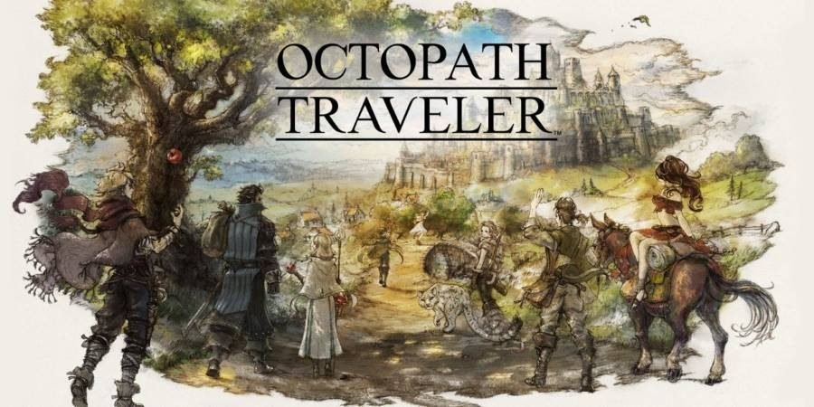 Octopath Traveler - Gamers Heroes