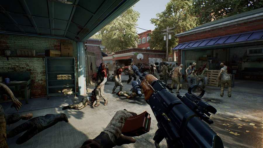 Overkill's The Walking Dead Preview