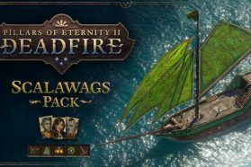 "Pillars of Eternity II: Deadfire ""Scalawags Pack"" DLC Now Available"