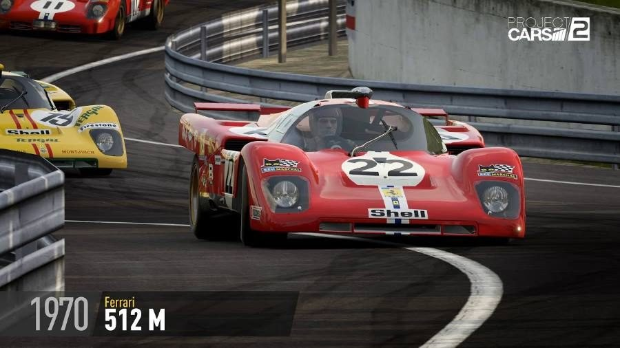 Project CARS 2 Le Mans - Gamers Heroes