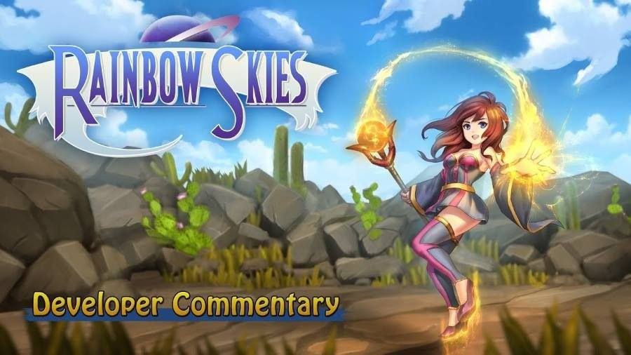 Rainbow Skies Developer Commentary - Gamers Heroes