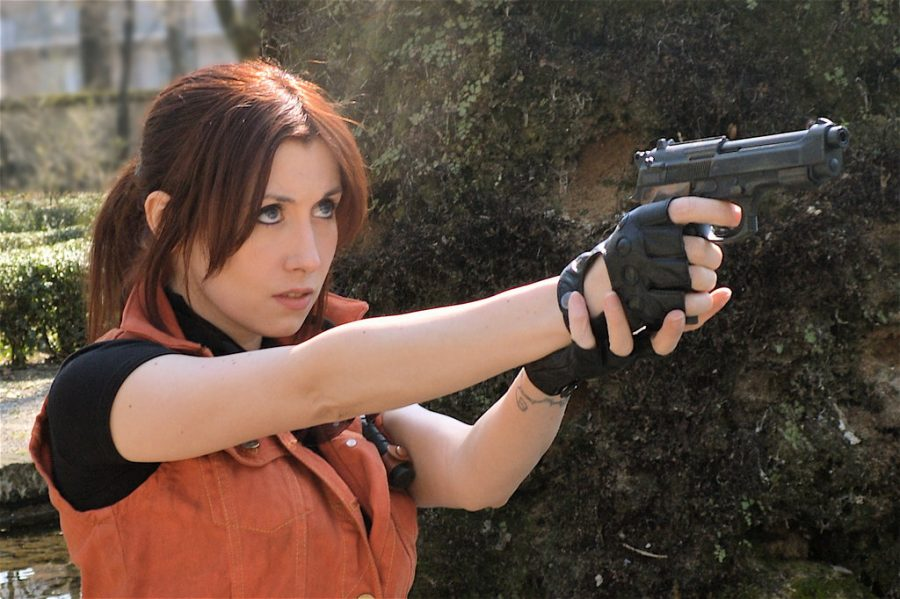 Resident Evil 2 Claire Redfield Cosplay - Gamers Heroes