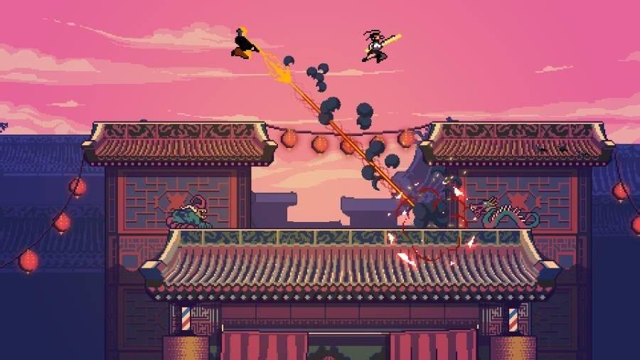 Roof Rage - Gamers Heroes