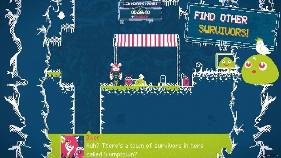 Slime-san Superslime Edition - Gamers Heroes