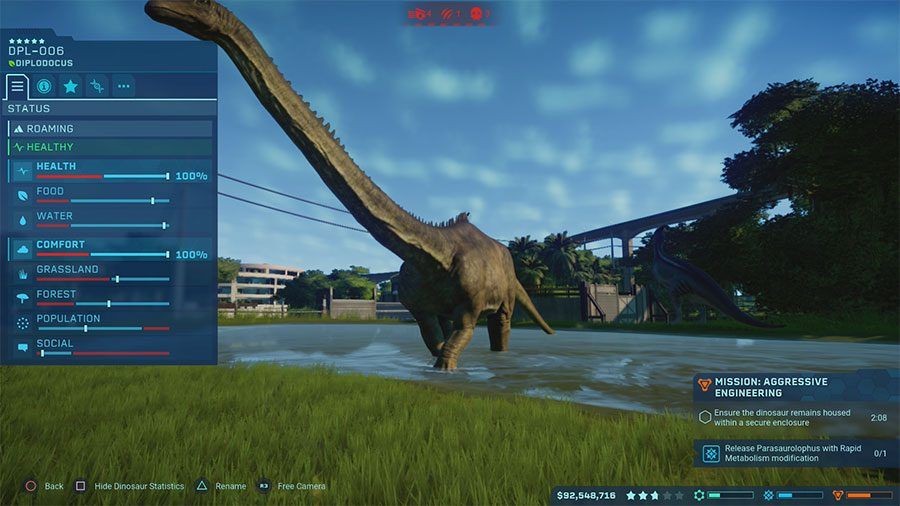 How To Stop Dinosaurs Escaping In Jurassic World Evolution