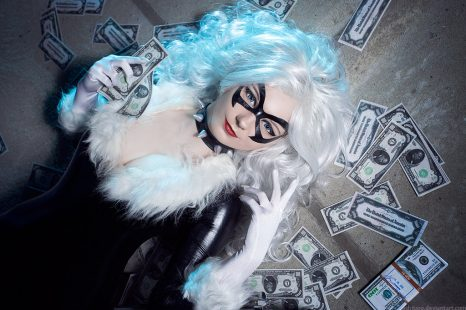 Cosplay Wednesday – Spider-Man's Black Cat