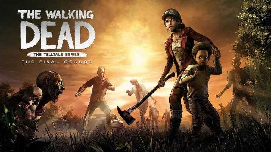 The Walking Dead The Final Season - Gamers Heroes