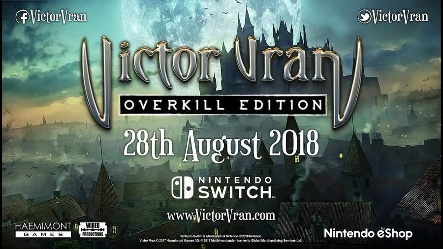 Victor Vran Overkill Edition - Gamers Heroes