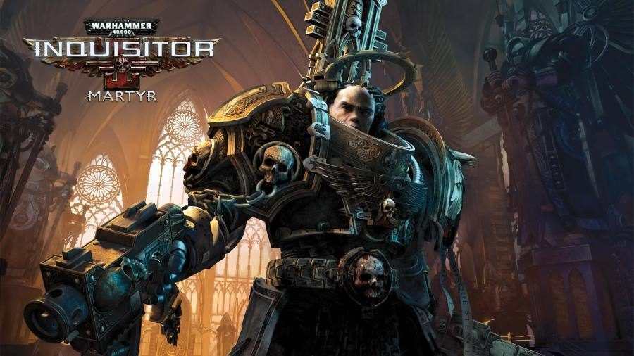 Warhammer 40K Inquisitor Martyr - Gamers Heroes