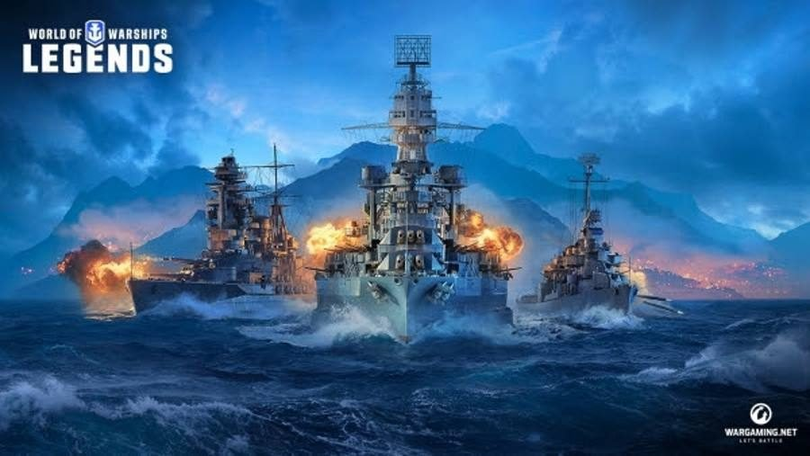 World of Warships Legends - Gamers Heroes