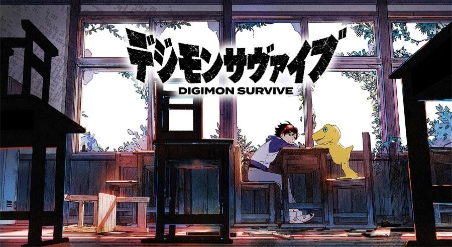 Digimon Survive - Gamers Heroes