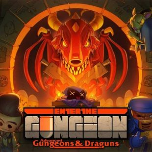 Enter the Gungeon's Gungeons & Draguns Expansion Now Available