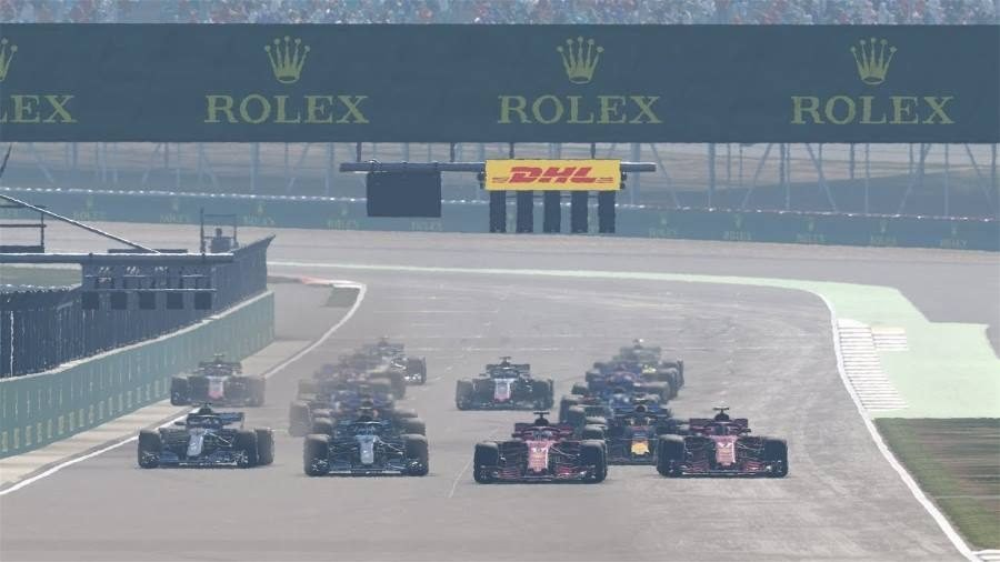F1 2018 - Gamers Heroes