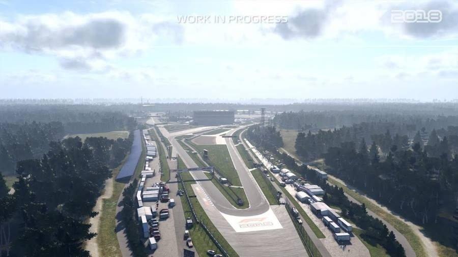 F1 2018 Hockenheimring - Gamers Heroes
