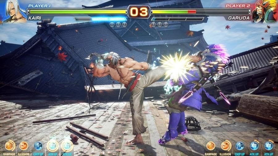 Fighting EX Layer - Gamers Heroes