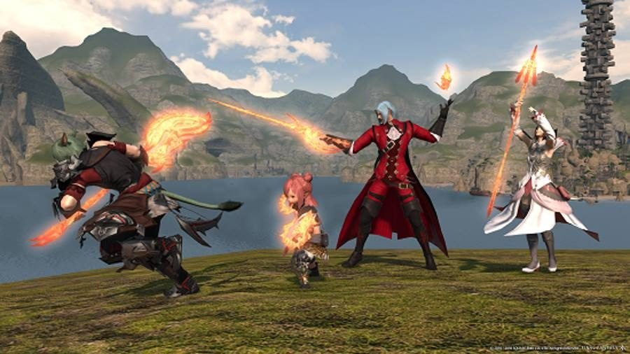 Final Fantasy XIV Heaven on High - Gamers Heroes