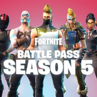 Fortnite Season 5 Now Available