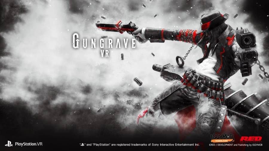 Gungrave VR - Gamers Heroes