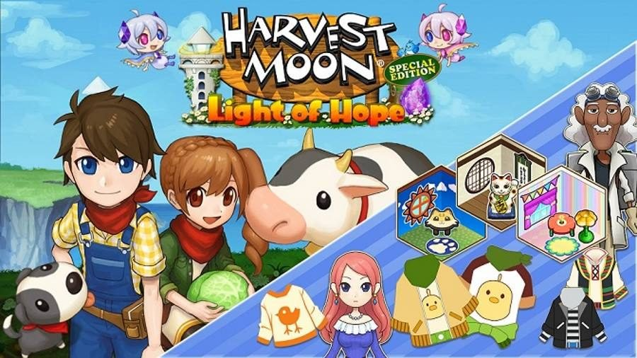 Harvest Moon Light of Hope Special Edition - Gamers Heroes