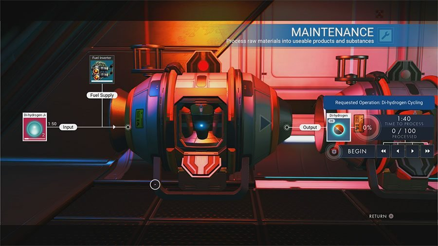 How To Farm Di-Hydrogen In No Man's Sky Next