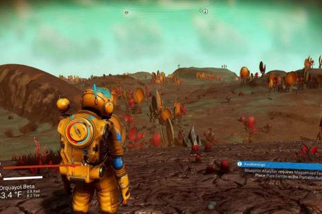 How To Make Chromatic Metal In No Man's Sky Next